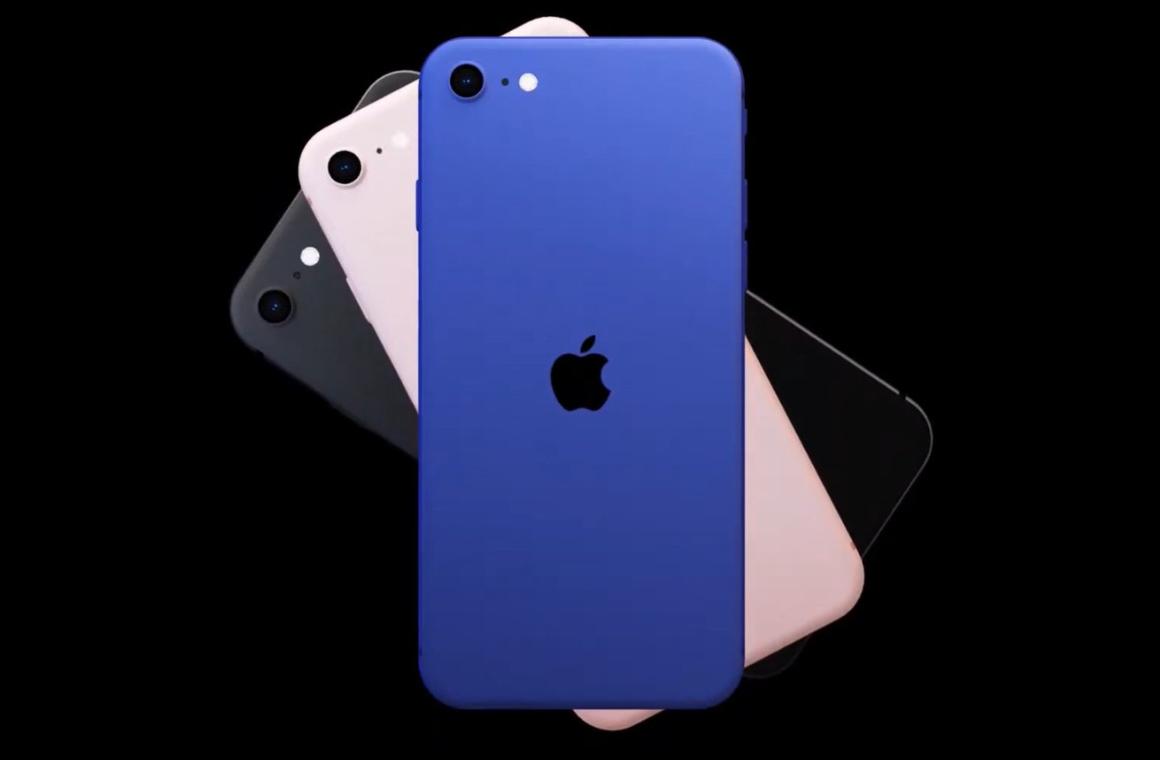 Анонс iPhone 9