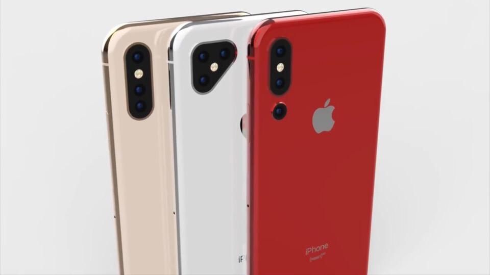 Apple оснастит новый iPhone третьей камерой, но сделает ее незаметной