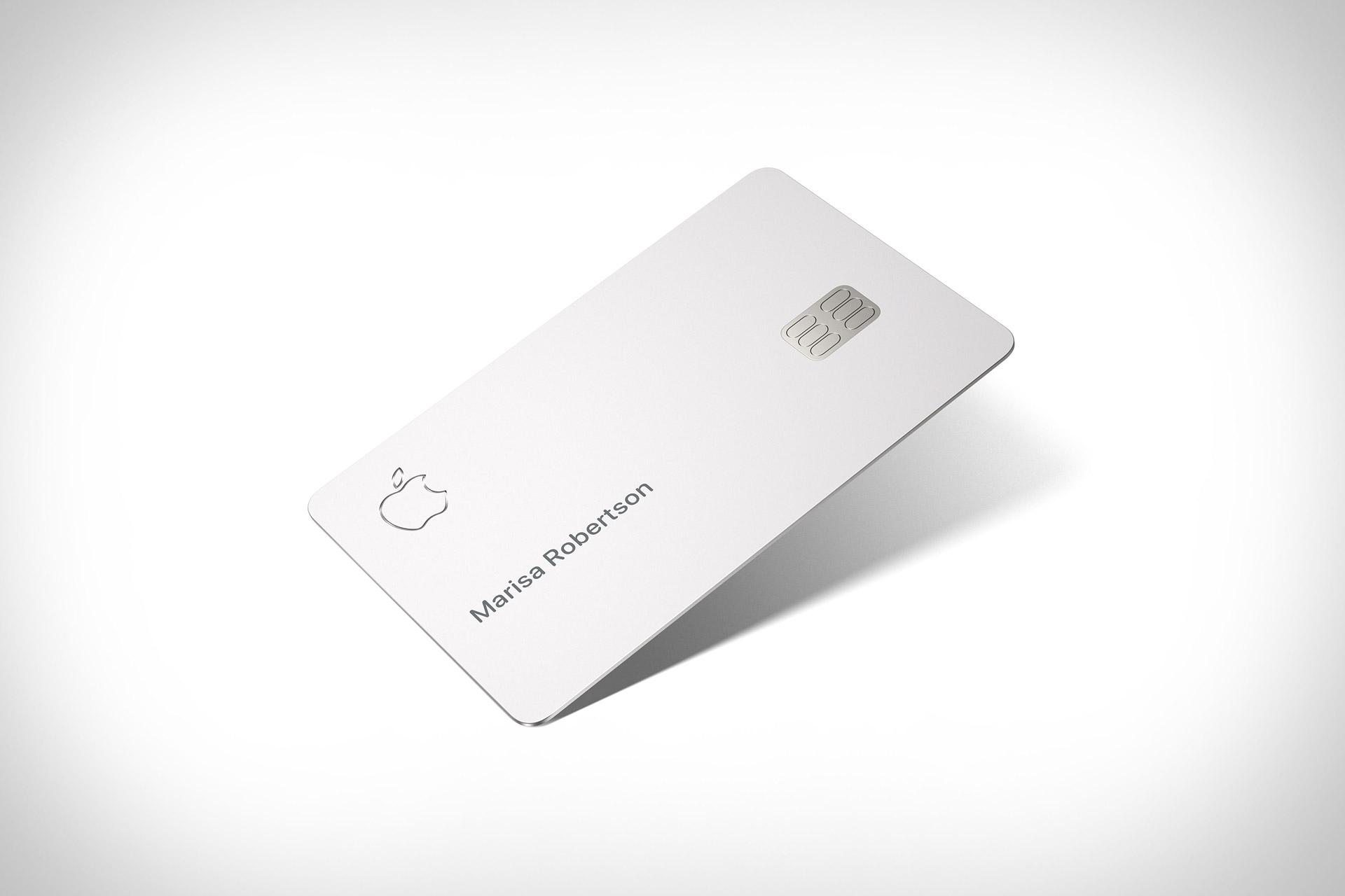 Apple в этом году начнет выпускать кредитные карты