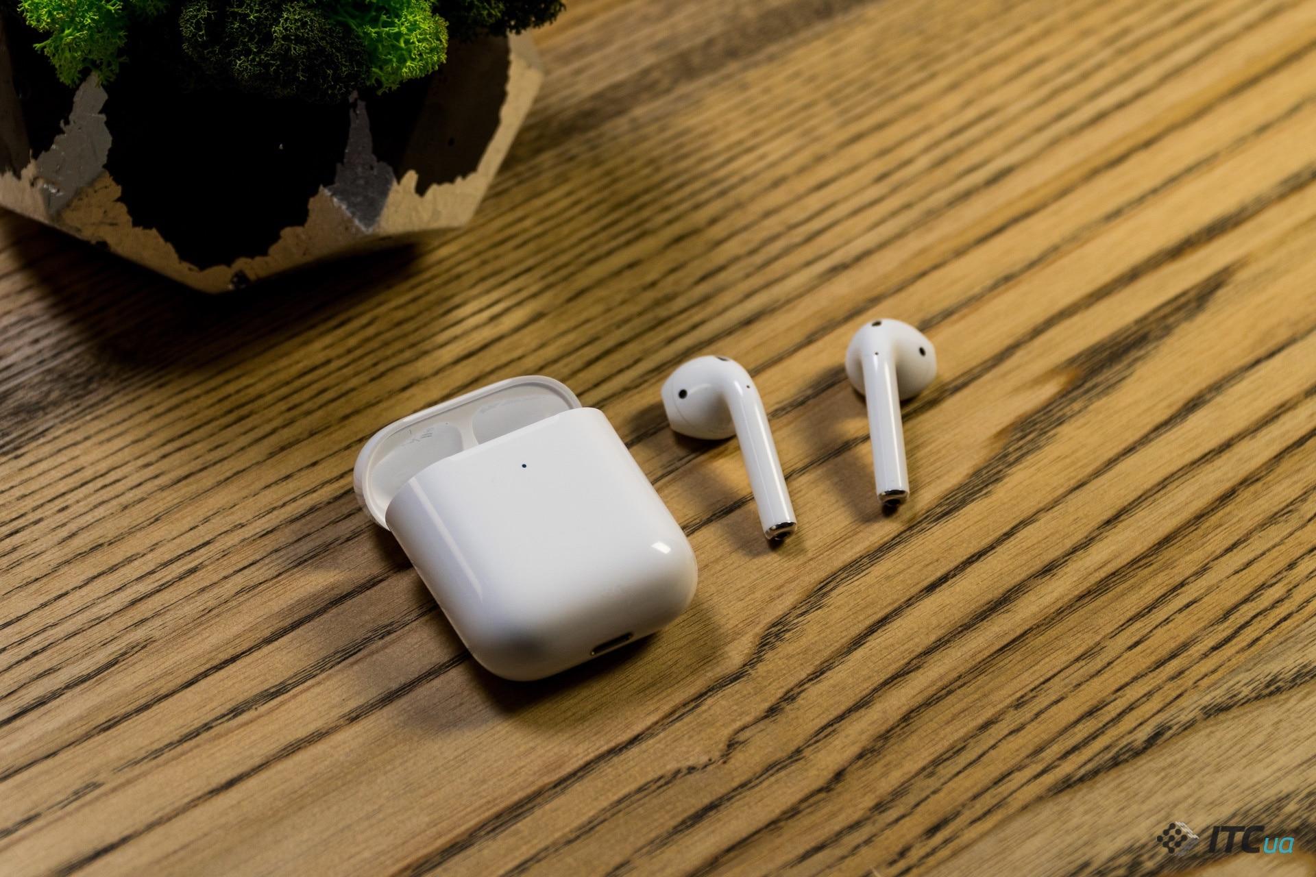 Бета-версия iOS 13.2 намекает на релиз AirPods с шумоподавлением