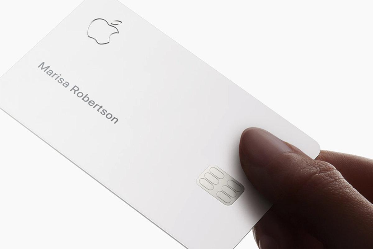 Что ещё известно о Apple Card