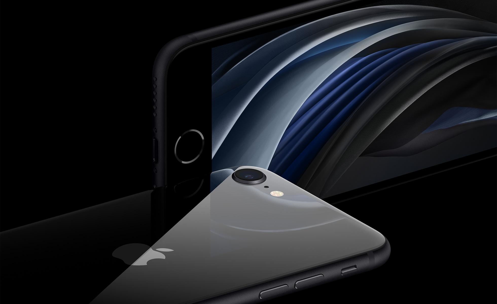 Apple представила новый iPhone SE, и он потрясающий!