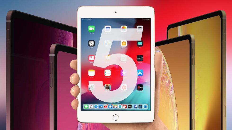iPad mini 5 точно выйдет: характеристики, цена