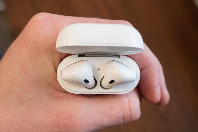 Беспроводные наушники Apple AirPods 2 получат быструю беспроводную зарядку – от 0% до 100% всего за 15 минут!