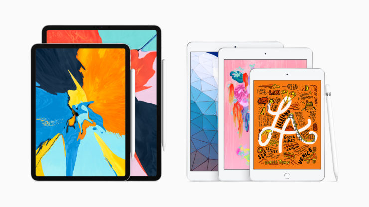 Apple представила новые iPad Air и iPad Mini с поддержкой Pencil