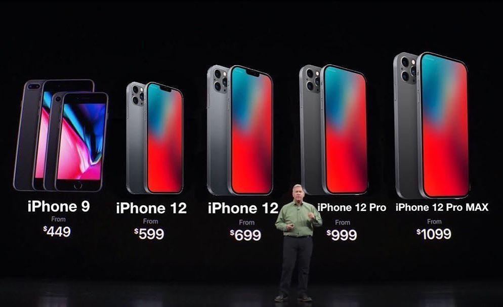 iPhone SE 2, выпустит ли его Apple?