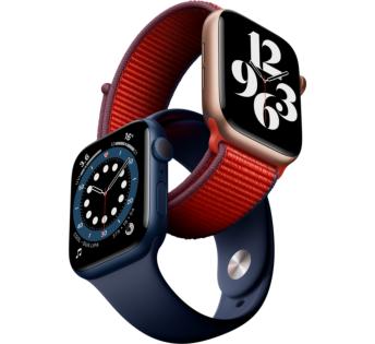 Apple представила Apple Watch Series 6.