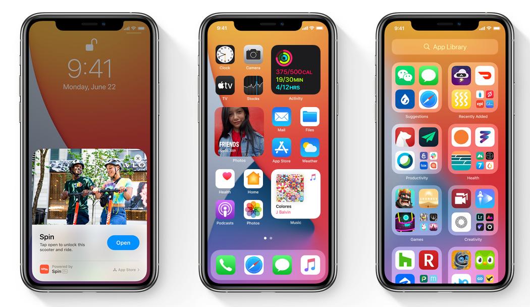 Apple разрешила устанавливать бета-версии iOS 14 и iPadOS 14