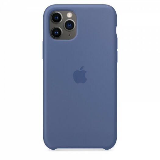 Cover iPhone 11 Pro Max Blue Cobalt (High Copy) 000014963