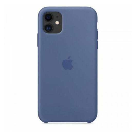 Cover iPhone 11 Blue Cobalt (High Copy) iPhone 11 Blue Cobalt (High Copy)
