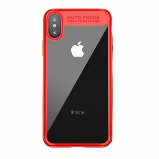 Cover Baseus Sutthin case for iPhone X/Xs - Red IRAPIPH8-SB09