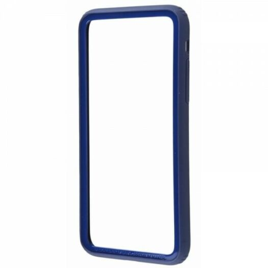 Cover Baseus Hard and soft Border case for IPhone 10 - Blue FRAPIPH8-09