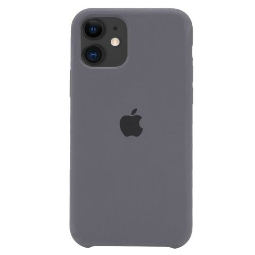 Cover iPhone 11 Charcoal Grey (High Copy) iPhone 11 Charcoal Grey (High Copy)