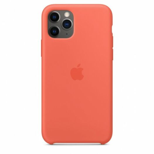 Cover iPhone 11 Pro Clementine (Orange) (High Copy) iPhone 11 Pro Clementine (Orange) (High Copy)