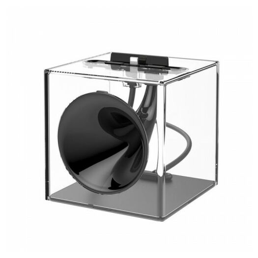 Baseus Amplify sound charging station - Black SUHJH-01