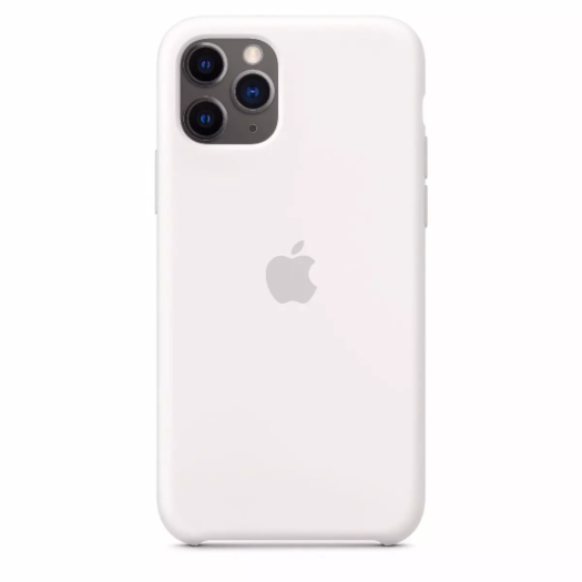 Cover iPhone 11 Pro White (High Copy) Case iPhone 11 Pro White (High Copy)