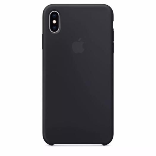 Cover iPhone Xs Max Black Silicone Case (Copy) iPhone Xs Max Black Silicone Case Copy
