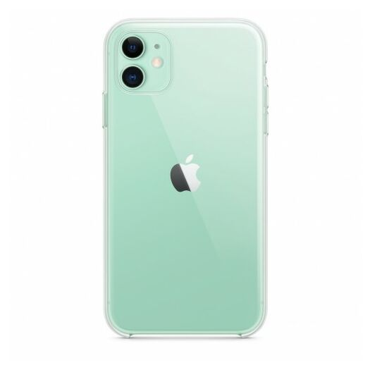 iPhone 11 Clear Case iPhone 11 Clear Case transparent