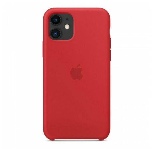 Cover iPhone 11 Red (Hight Copy) 000011885