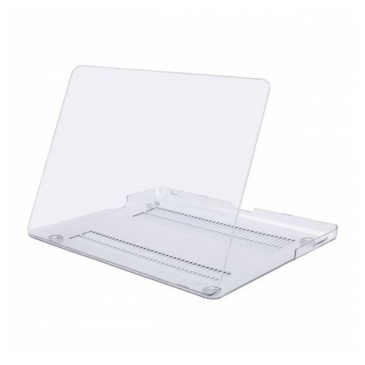 Plastic Case for MacBook Pro 16 (2019) Clear 000014496