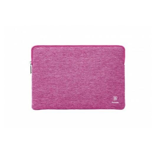 Baseus Laptop Bag For MacBook 15-inch Rose Red LTAPMCBK15-0R