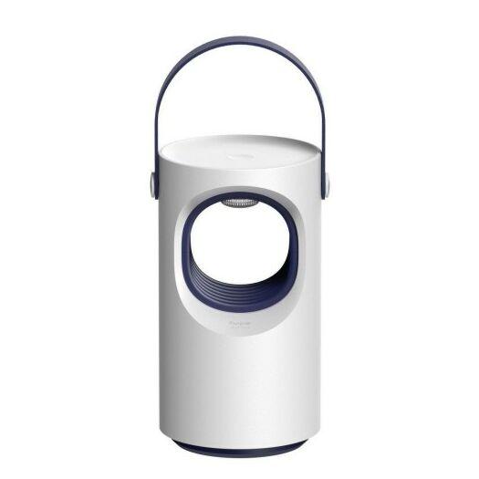 Baseus Purple Vortex-USB Mosquito lamp White ACMWD-ZX02