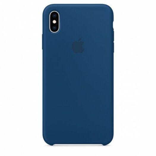 Cover iPhone XS Max Silicone Case - Blue Horizon (MTFE2) MTFE2