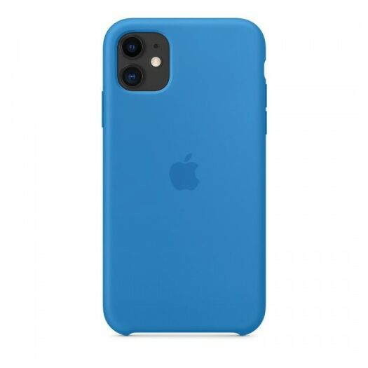 Cover iPhone 11 Surf Blue (Hight Copy) iPhone 11 Surf Blue (Hight Copy)