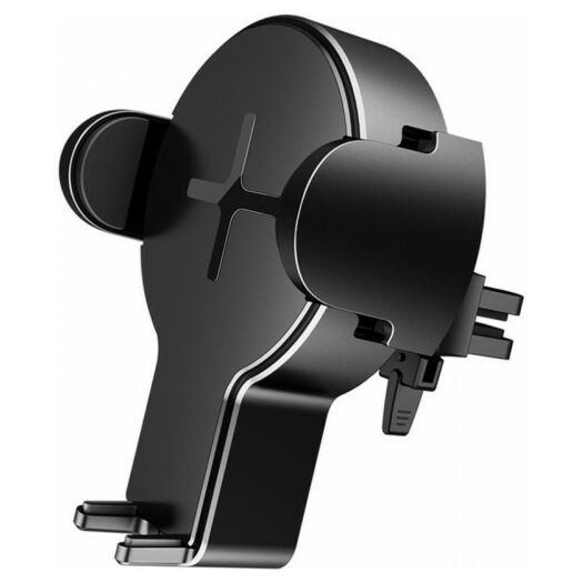 Rock W2 Car wireless Charging Stand - Black WTS-C002-005