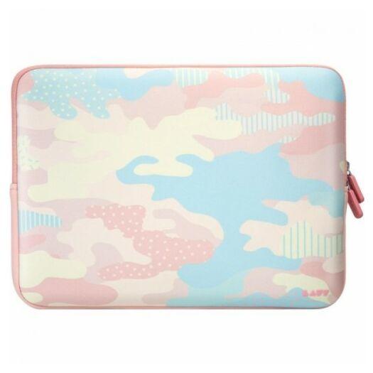 Cover LAUT Pop Camo Protective Sleeve Pastel for MacBook 13 LAUT_MB13_PC_P