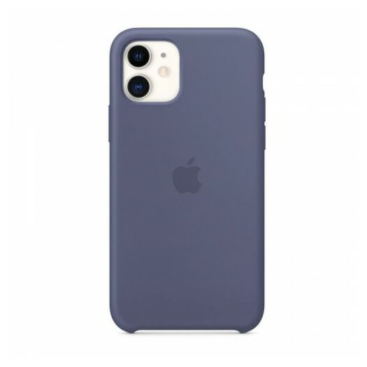 Cover iPhone 11 Lavender Gray (High Copy) iPhone 11 Lavender Gray (High Copy)