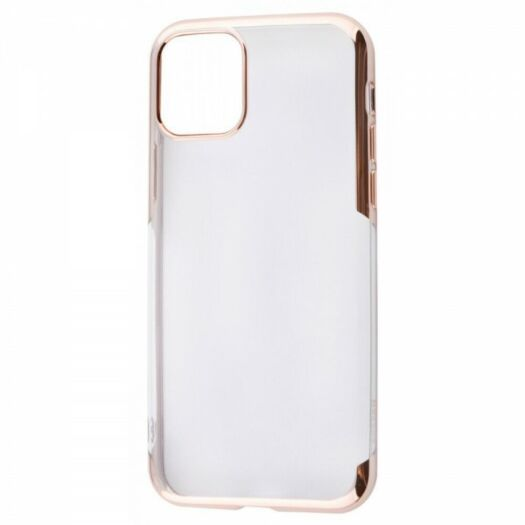 Baseus Shining Case TPU for iPhone 11 Pro - Gold ARAPIPH58S-MD0V