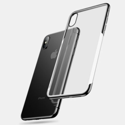 Cover Baseus Shining Case TPU for iPhone X/Xs - Black ARAPIPH58-MD01