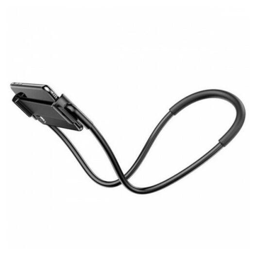 Holder Baseus Necklace Lazy Bracket Black SUJG-LR01