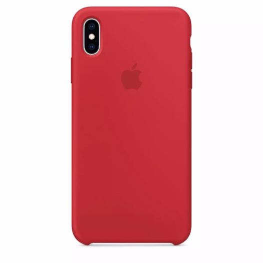 Cover iPhone Xs Max Product Red Silicone Case (Copy) iPhone Xs Max Product Red Silicone Case Copy