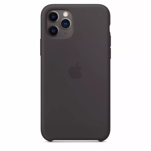 Чехол для iPhone 11 Pro Black (Copy) 000013460