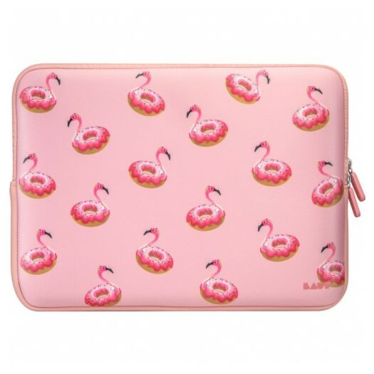 Cover LAUT Pop Ink Protective Sleeve Pink for MacBook 13 LAUT_MB13_PI_F
