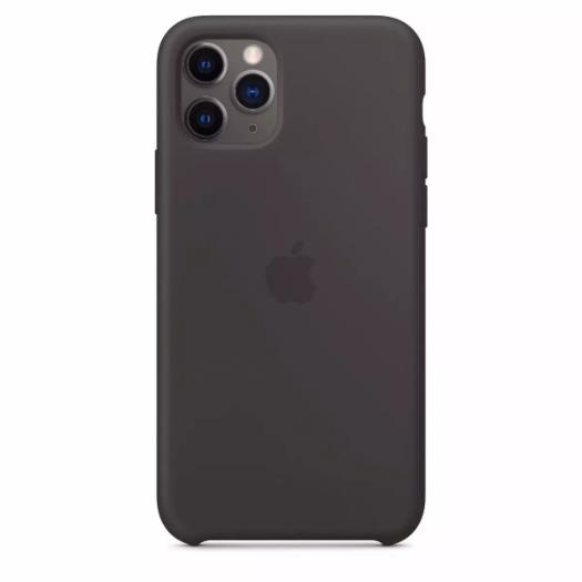 Чехол для iPhone 11 Pro Black (High Copy) 000013468