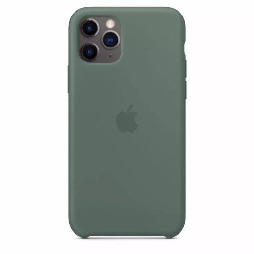 Cover iPhone 11 Pro Max Pine Green (High Copy) iPhone 11 Pro Max Pine Green (High Copy)