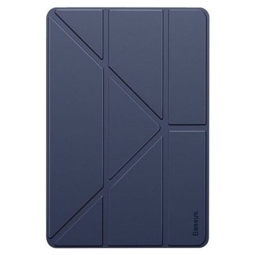 Cover Baseus Jane Y-Type Leather Case For iPad 10,2 (2019) Blue 000014831