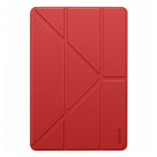 Cover Baseus Jane Y-Type Leather Case For iPad 10,2 (2019) Red LTAPIPD-G09