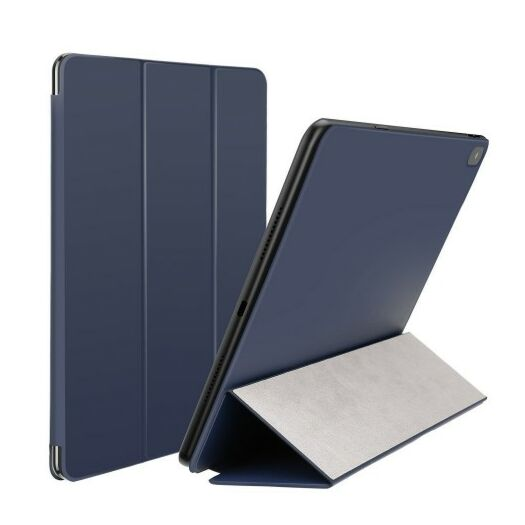 Cover Baseus Simplism Y-Type Leather Case For iPad Pro 11 (2018) Blue LTAPIPD-ASM03