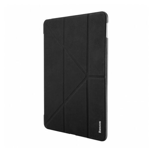 Cover Baseus Simplism Y-Type Leather Case For iPad Pro 12.9 (2018) Black LTAPIPD-BSM01