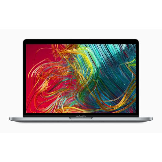 Apple MacBook Pro 13 Retina 256Gb Silver with Touch Bar (MUHR2) 2019 MUHR2