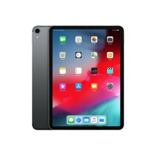 iPad Pro 12.9 2018 Wi-Fi + LTE 256GB Space Gray (MTHV2, MTJ02) MTHV2, MTJ02
