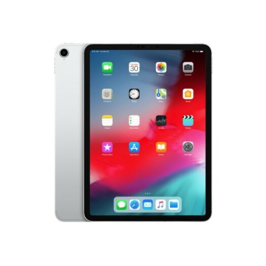 iPad Pro 11 2018 Wi-Fi + LTE 512GB Silver MU1M2, MU1U2