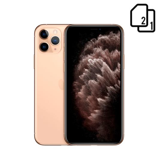 Apple iPhone 11 Pro 256GB Dual Sim Gold (MWDG2) MWDG2-HK