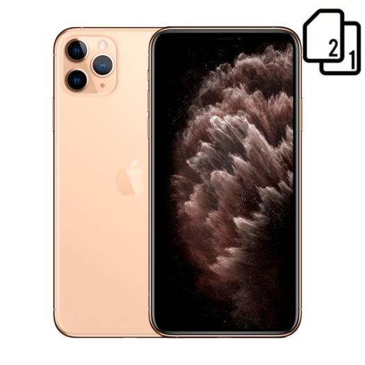 Apple iPhone 11 Pro Max 64GB Dual Sim Gold (MWEX2) MWEX2-HK