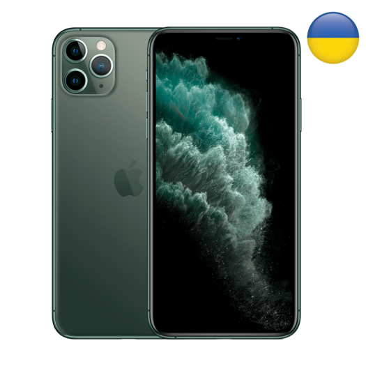 Apple iPhone 11 Pro Max 256Gb Midnight Green UA MWH72-UA
