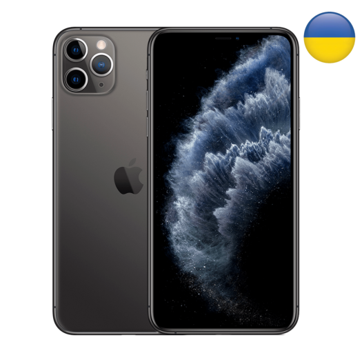 Apple iPhone 11 Pro Max 256Gb Space Gray UA MWH42-UA